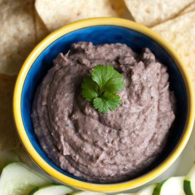 BEST HUMMUS RECIPE (No Tahini) -Back To Organic   –  Delicious Black Bean Hummus Dip without Tahini