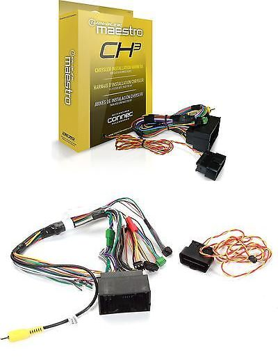 Wire Harnesses: Idatatalink Maestro Hrn-Rr-Ch3 2007-Up Chrysler Car Stereo Factory Integration A -> BUY IT NOW ONLY: $30.14 on eBay!