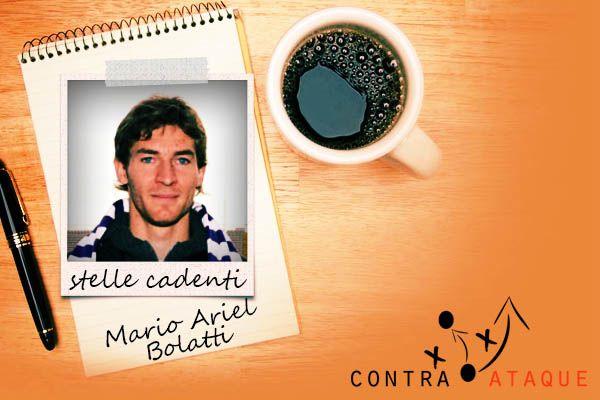 Mario Bolatti, un gol storico e un tackle di troppo - http://www.contra-ataque.it/2017/07/21/bolatti-maradona-jovetic-fiorentina.html