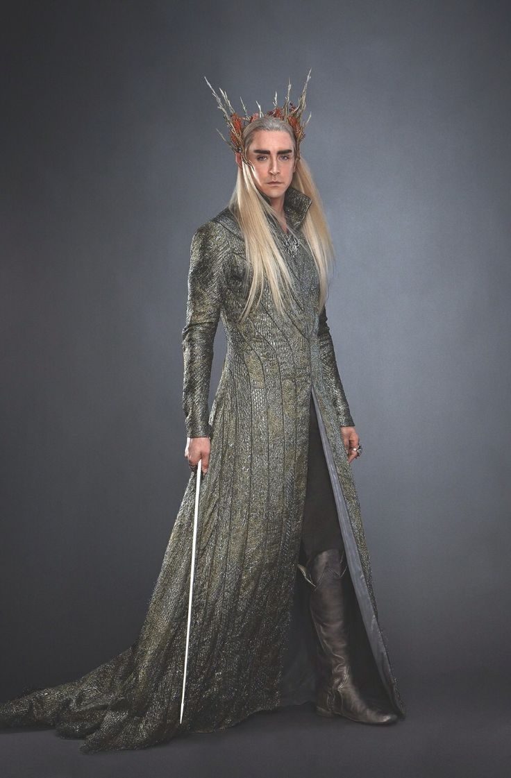 29 best Thranduil Accessories images on Pinterest | The hobbit ...