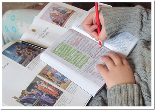 Awesome scripture study program for kids age 4-10 ish