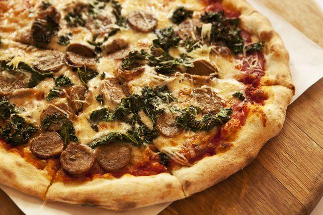Envie d'une nouvelle recette de pizza? Vous devez absolument essayer celle-ci, mais attention: elle disparaîtra en un clin d'œil!