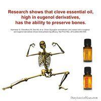 clove essential oil is a powerhouse.