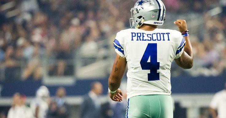 Michael Irvin: Dak Prescott does the Tom Brady isn't affected by the 'shiny toy syndrome' like most rookies