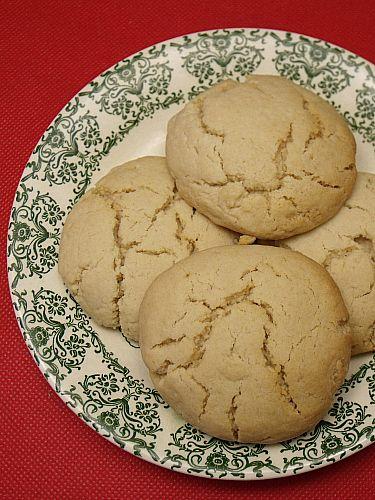 Easy Maple Syrup Pancake Mix Cookies - Just 3 Ingredients #KrusteazHolidays