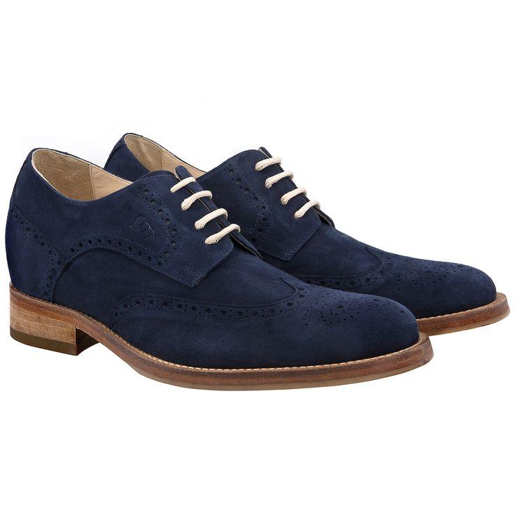 """Les chaussures """"Saint-Tropez"""" à semelle réhaussante invisible disponibles au prix de 445€. http://www.chaussuresrehaussantes.fr/ete-2014/saint-tropez-detail"""