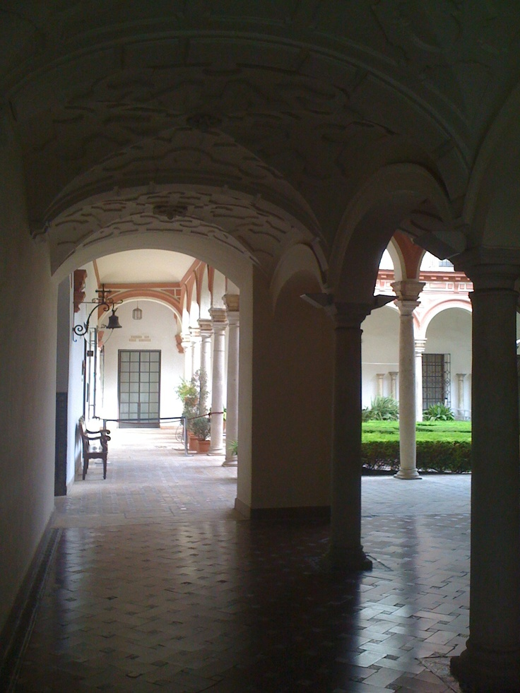 Patio sevillano