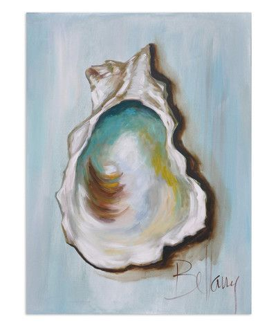 Bellamy Murphy - Oyster $900 - love Bellamy, she has a studio on Isle of Hope!
