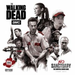 THE WALKING DEAD: NO SANCTUARY (INGLES), el mejor precio, Descricpión en inglés: The Walking Dead: No Sanctuary is a cooperative board game of desperate survival set in the world of the popular AMC t...