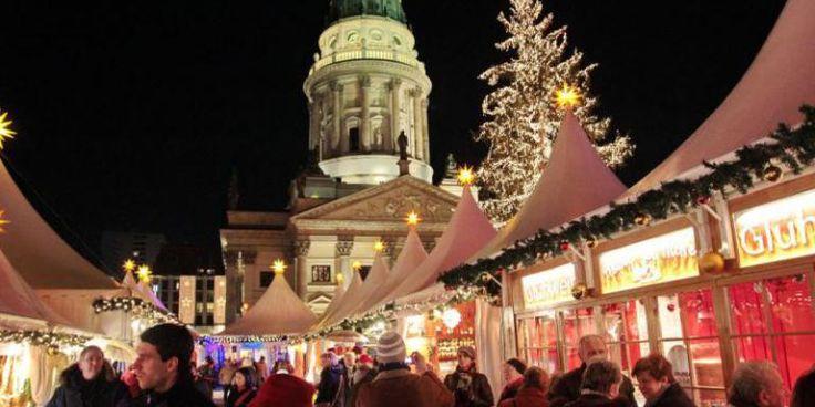 Christmas Enchantment at Gendarmenmarkt
