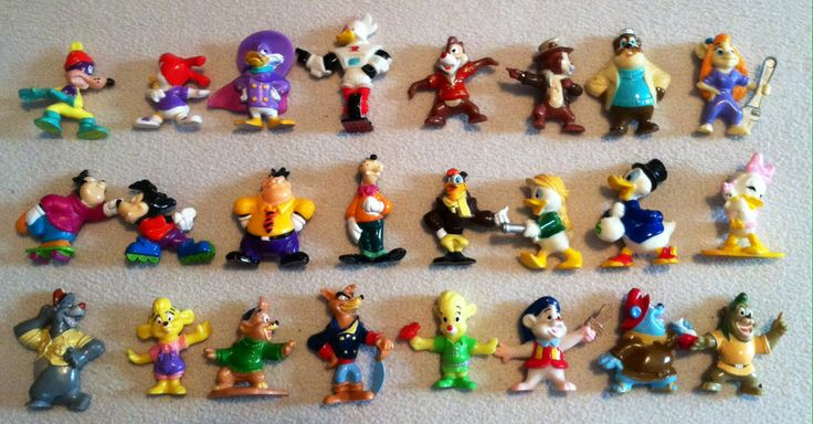 Kellogg S Disney Cereal Prizes Tailspin Ducktales