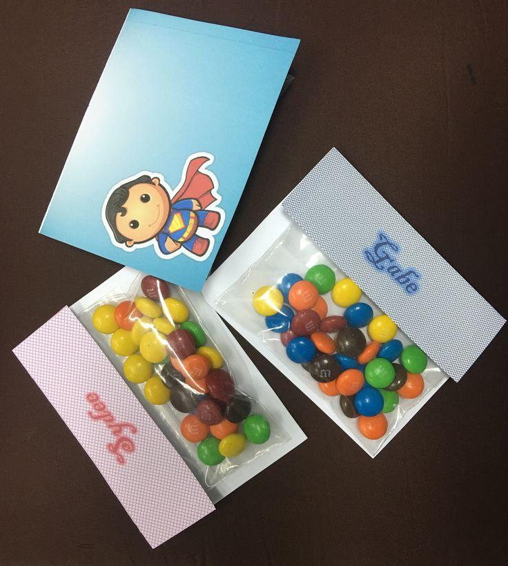 M&M chocolates