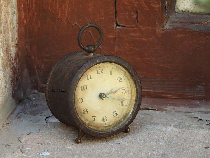 Markası Olmayan Mini Farklı Bir Saat...(Satıldı)