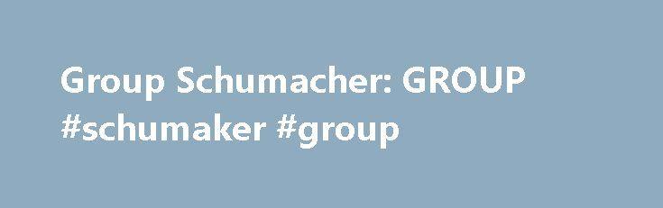 Group Schumacher: GROUP #schumaker #group http://california.remmont.com/group-schumacher-group-schumaker-group/  # GROUP SCHUMACHER ist ein Global Player in der Landtechnik. Die mittelständische, unabhängige Unternehmensgruppe ist spezialisiertauf Komponenten und Systeme für Erntemaschinen. Basierend auf drei deutschen Traditionsfirmen und Marken, bietet GROUP SCHUMACHER seine Produkte und Services auf allen internationalen Märkten: Kundenspezifische Schnitt- und Bindelösungen für alle…