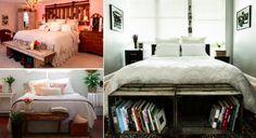 26 idées pour aménager votre pied de lit