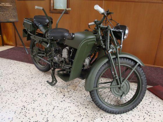 Guzzi Superalce 500-1943