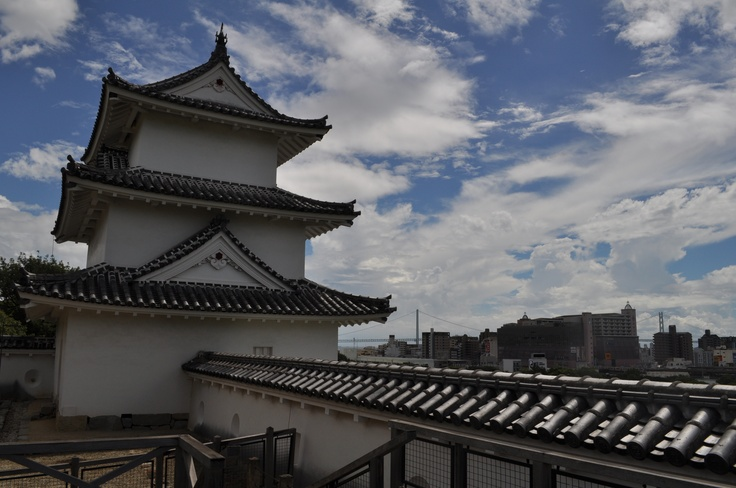 明石城 akashi castle(hyogo) No.58
