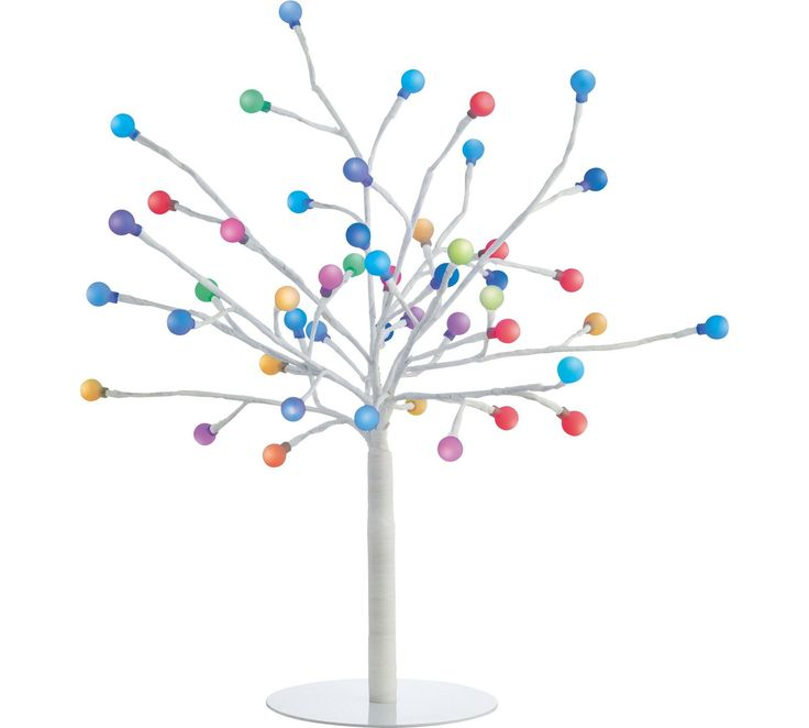 Buy Habitat Daphne 48 LED Colour Changing Tree Lights at Argos.co.uk, visit Argos.co.uk to shop online for Novelty lighting, Home and garden gifts, Gifts