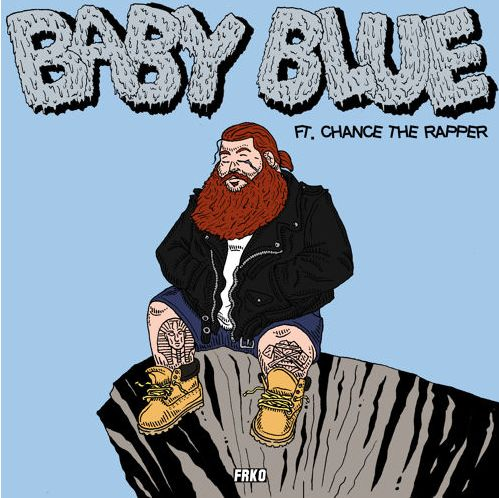 Action Bronson ft. Chance The Rapper - Baby Blue (Audio) - http://www.trillmatic.com/action-bronson-ft-chance-rapper-baby-blue-audio/ - Mark Ronson and Action Bronson drop off a new thoughtful track titled 'Baby Blue' featuring none other than Chance The Rapper. #ActionBronson #ChanceTheRapper #NewYork #Queens #Illinois #Chicago #MrWonderful #BabyBlue #Trillmatic #TrillTimes
