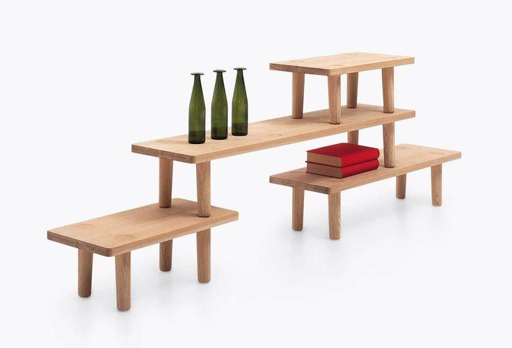Top Ten: Jasper Morrison designer in 10 products | Module, Cappellini, 2006 | @cappellininext #designbest