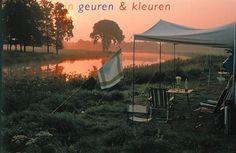 Aan de Vecht (Overijssel)  -Deze camping is een prachtige familiecamping, waar rust en harmonie is en waar je weer verwonderd kunt raken over wat voor mooie plekken Nederland toch heeft...!