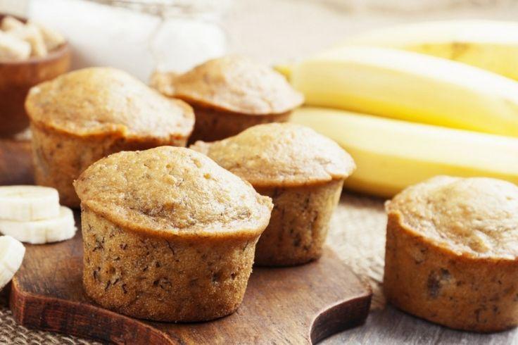 Un muffin au goût de pain aux bananes! Mmm