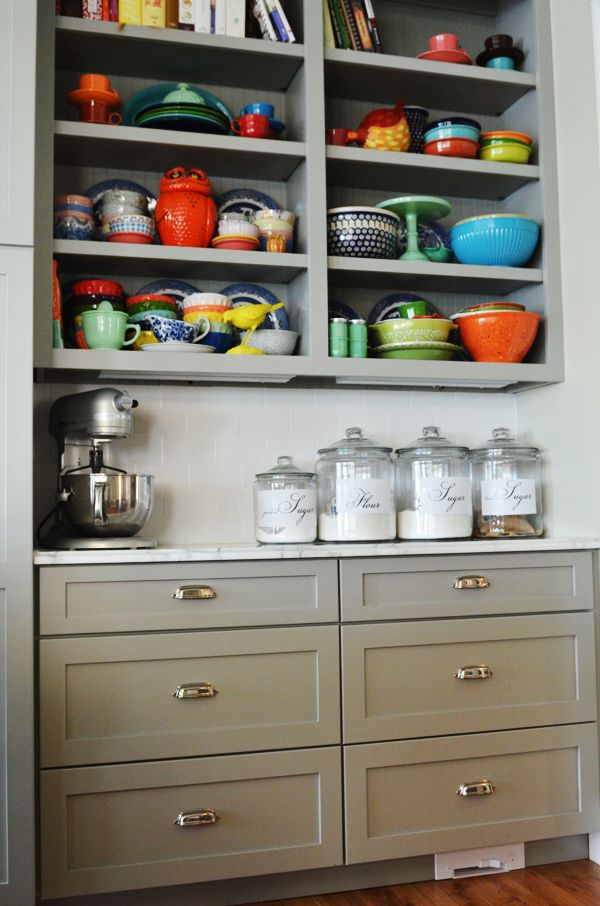 kitchen cabinet set ups