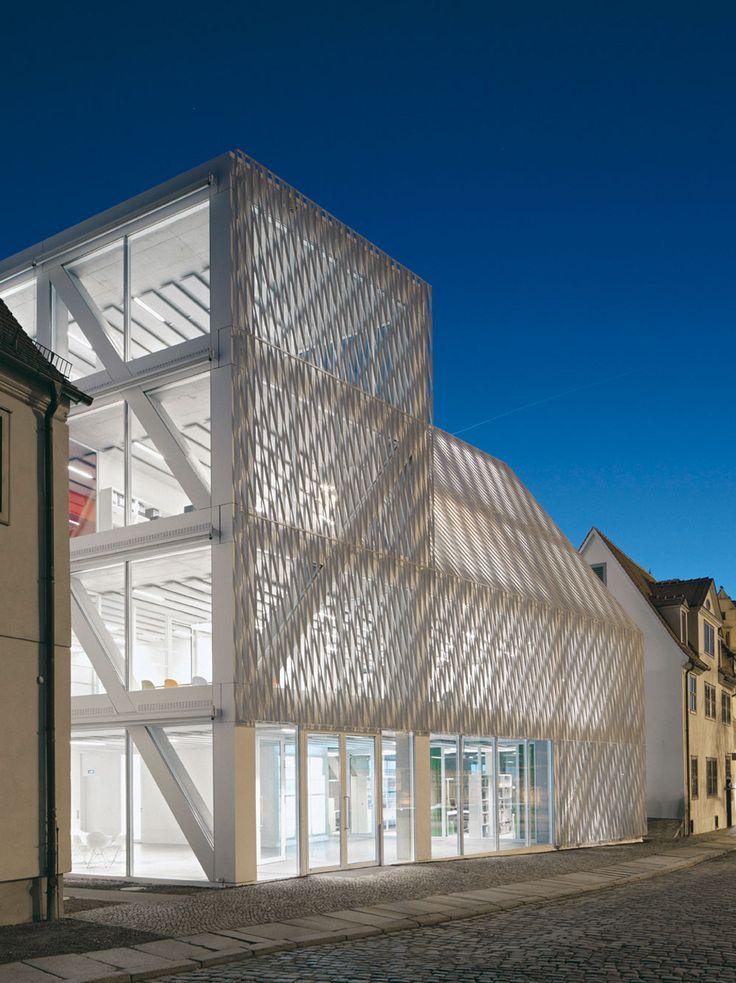 Neubau Sitz der Kulturstiftung des Bundes   Halle an der saale     Dannheimer & Joos Architekten
