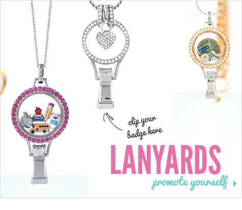 Collections | Origami Owl: Ask me how you can earn a Lanyard FREE! I need a Lanyard Ambassador!  www.mdfinney.origamiowl.com #mdfinney #GrowO2 #origamiowl