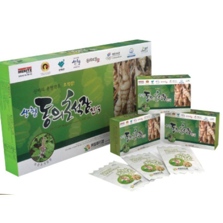 Nutritous Healthy Drink Korean Chosukjam Extract Liquid 70ml X 30Packs (1Box)  #DonguiChosukjam