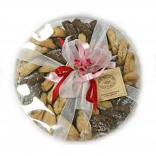 Set out this romantically themed box of cookies at the engagement brunch, bridal shower or rehearsal dinner.