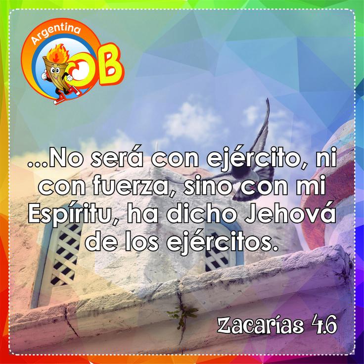 Zacarías 4.6