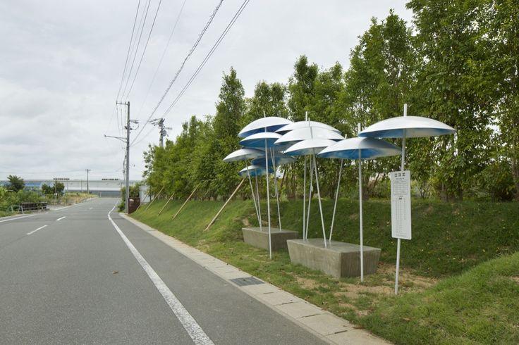 Gallery of Nicoe Bus Stop / Suppose Design Office - 3