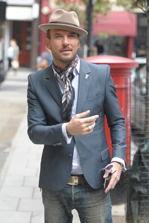 matt goss bbc radio 1 studios october 4 | Men's ...