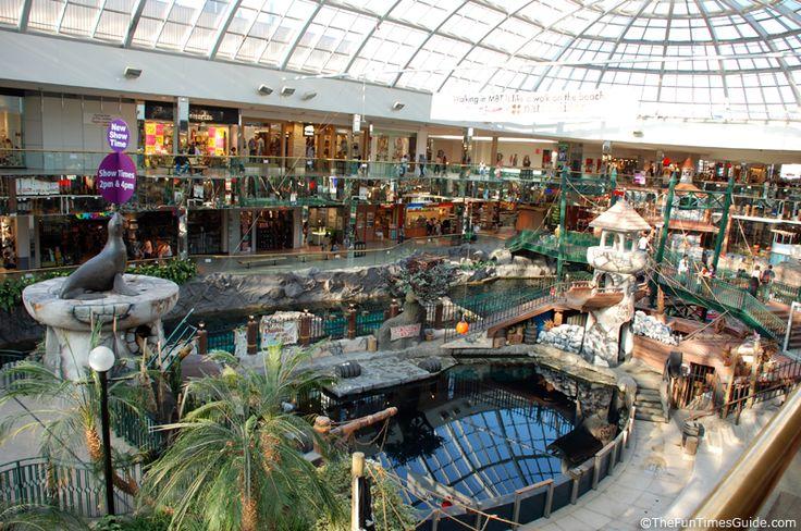 West Edmonton Mall, Edmonton, Alberta, Canada