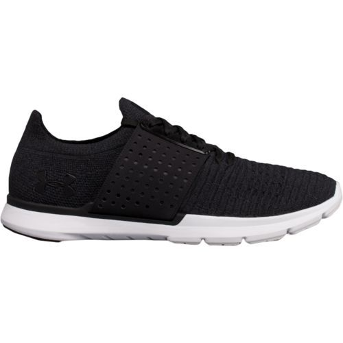 Under Armour Men's Threadborne Slingwrap Running Shoes (Black, Size 15) - Men's Running Shoes at Academy Sports