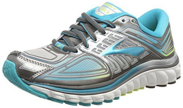 A List of the Top Running Shoes for Those Who Want More Cushioning: Brooks Glycerin
