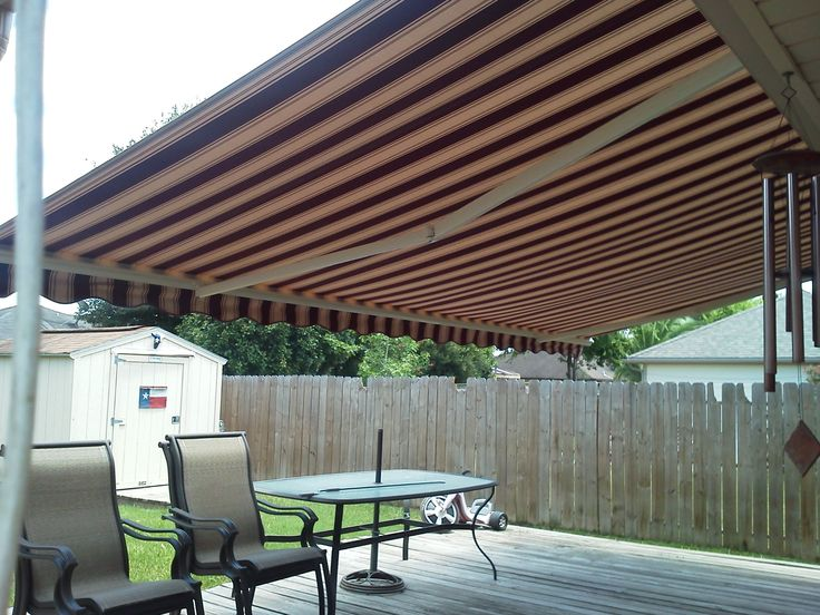75 Best Motorized Sunsetter Retractable Awning Images On