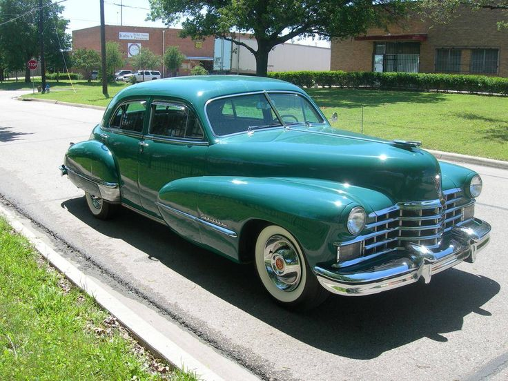 1947 Cadillac 62 for Sale..Re-pin...Brought to you by #CarInsurance at #HouseofInsurance in Eugene, Oregon