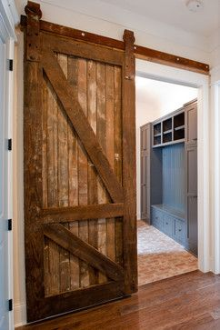 Wood, sliding door - Carbine & Associates - Nashville, TN