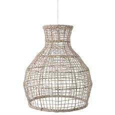 Basketweave Ceiling Pendant | Freedom Furniture and Homewares