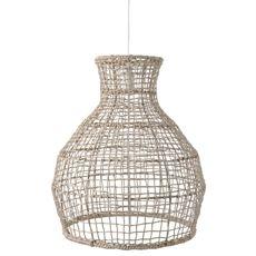 Basketweave Ceiling Pendant | Freedom Furniture and Homewares