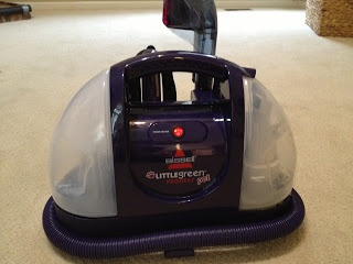 Tried and tested carpet spot cleaners