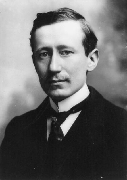 Guglielmo Marconi  The Italian inventor, wireless telegraphy pioneer and winner of the 1909 Nobel Prize in Physics was offered free passage on Titanic but had taken the Lusitania three days earlier. As his daughter Degna later explained, he had paperwork to do and preferred the public stenographer aboard that vessel.