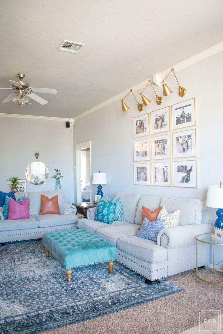 Modernes Wohnzimmer Reveal Wohnzimmer Ideen Pinterest Living