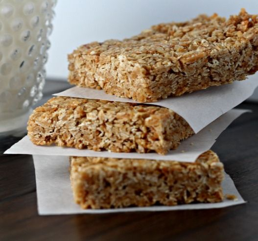 Homemade Granola Bars | You will never buy store brands again!