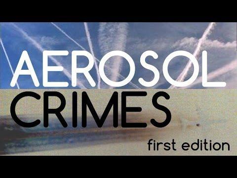 Aerosol Crimes - First Edition