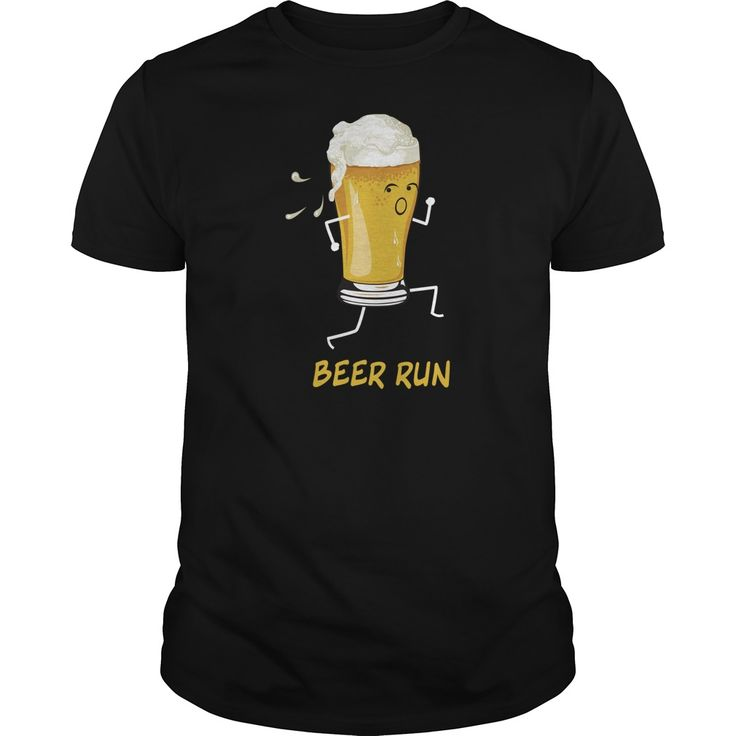 Beer Run. Funny and Clever Beer Drinking Quotes, Sayings, T-Shirts, Hoodies, Tees, Clothing, Gifts. #beer