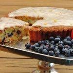 Bosbes nectarine cake; Voor een fruitige zomer