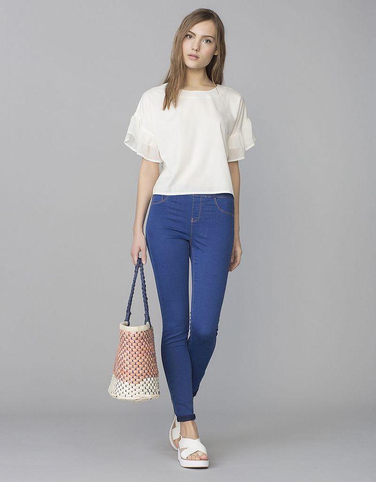 Super skinny legging jeans